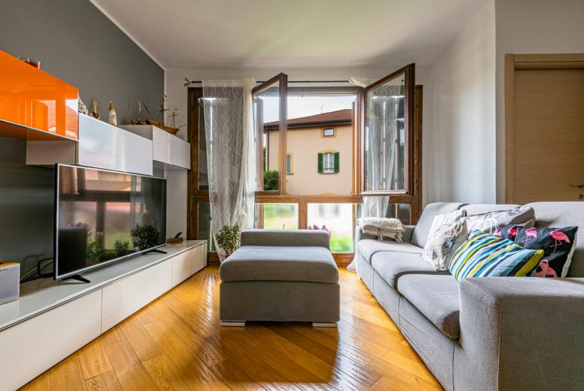Appartamento trilocale Albino Centro