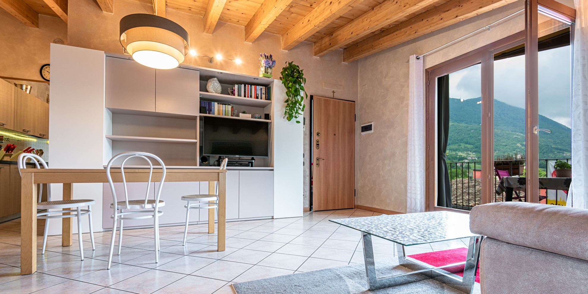 Appartamento Trilocale Albino Bergamo con box