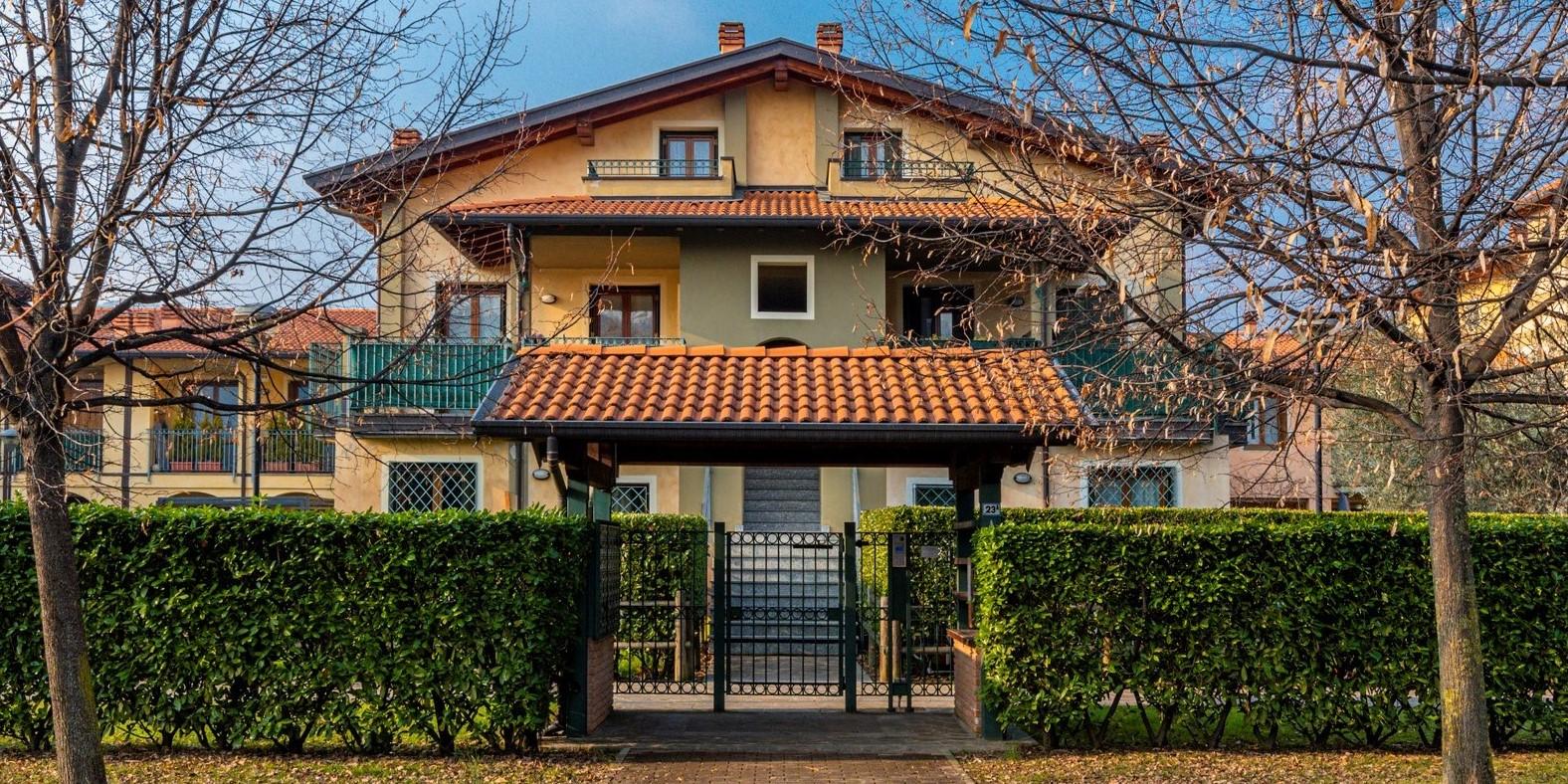 Appartamento bilocale in vendita a Villa di Serio con Giardino