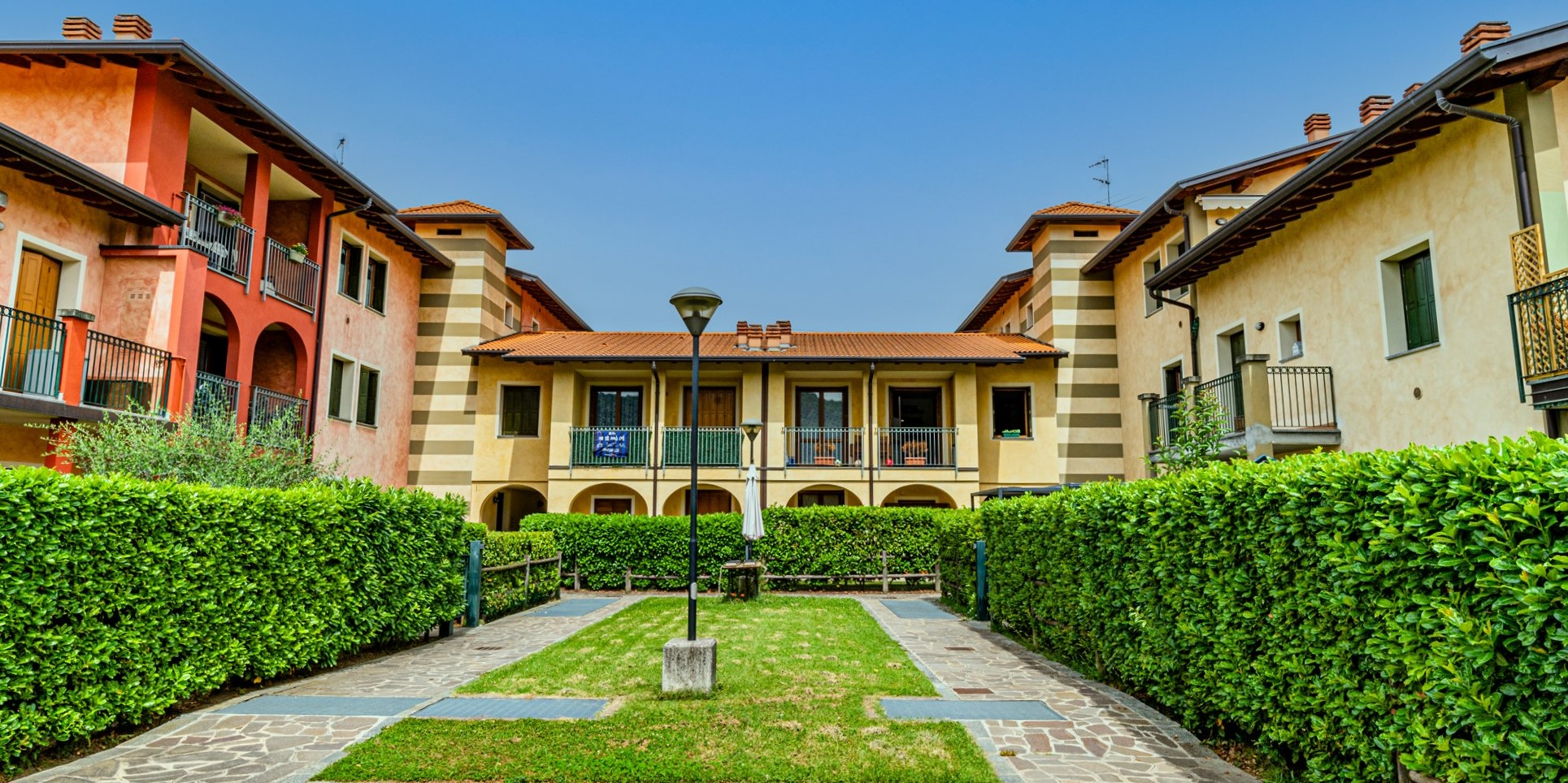 Appartamento Trilocale in vendita a Villa di Serio